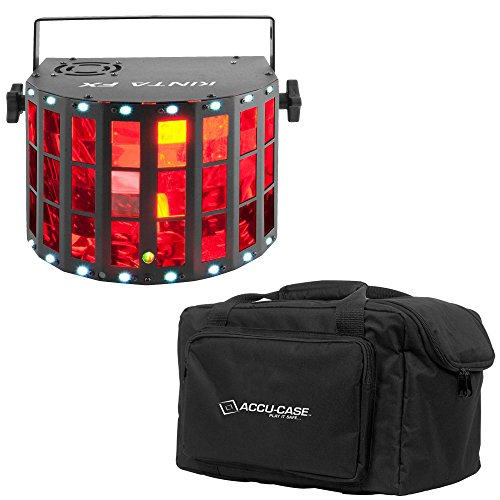 ADJ Products Chauvet DJ Kinta FX Multi-Effect LED Light + Par & Pocket Light Effect Case