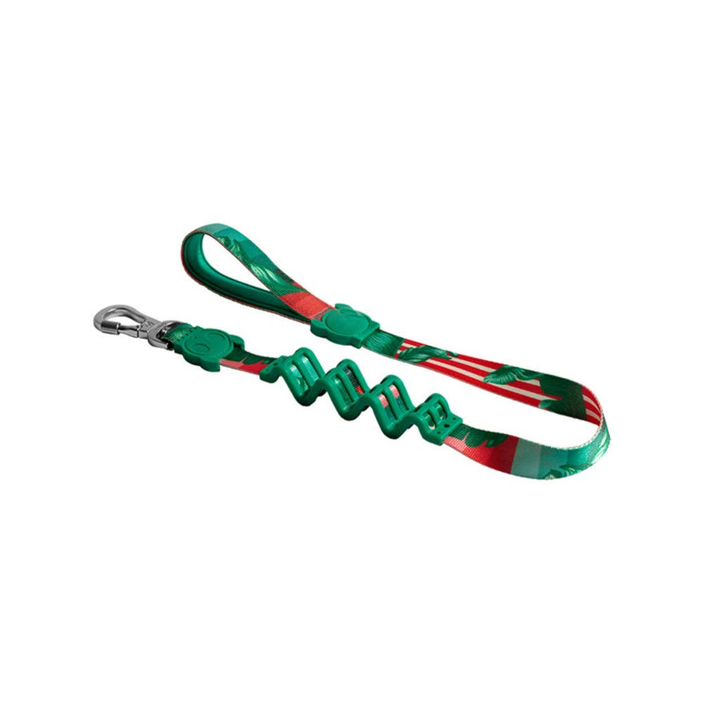 Green-A S green-A S Dog Leash,pet Supplies Shock Absorber with Explosion-Proof Rope,Dog Leash with Handle for Medium & Large Dogs-Green-a S