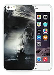 Fashion iPhone 6 Plus Case,Captainswan White iPhone 6S Plus 5.5 inches Screen TPU Cover Case Luxury and Cool Design