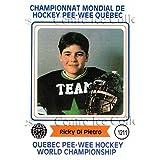 Rick Di Pietro Hockey Card 2011 Quebec Pee-Wee Danone #2 Rick Di Pietro