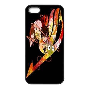 iPhone 5 5s Cell Phone Case Black Fairy Tail IUE