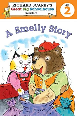 book cover of A Smelly Story