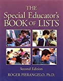 The Special Educator's Book of Lists 2nd Edition