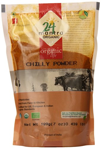 Organic Chilly Powder (7 oz) [USDA Certified]