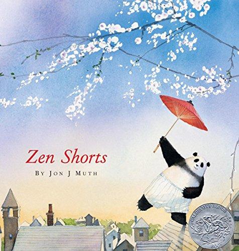 Zen Book - Zen Shorts (Caldecott Honor Book)