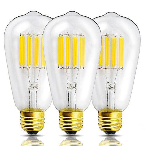 100 watt medium base bulbs - 7
