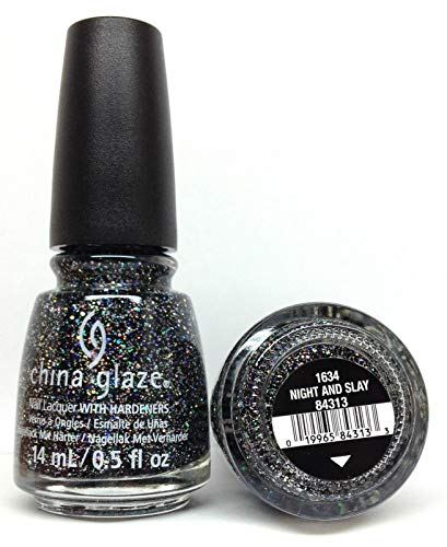China Glaze Nail Lacquer 0.5oz/14ml - PAINT IT