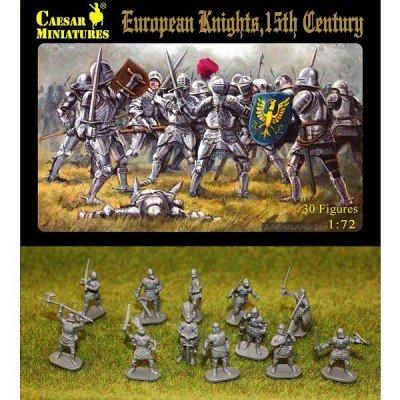 Pegasus Hobbies 1/72 Knights, 15th Century PGHC091 ()