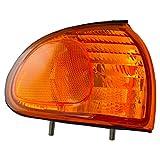 OE Replacement Ford Windstar Front Passenger Side Marker Light Assembly (Partslink Number FO2551116)