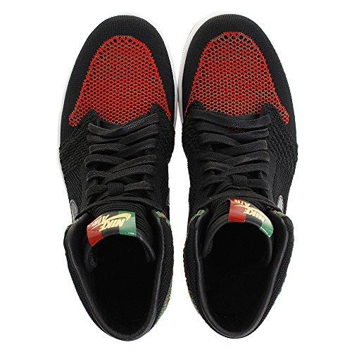 Flyknit Homme pine Fitness 026 1 Gre Jordan black Chaussures De Air Multicolore Bhm Hi black Re OBzqI