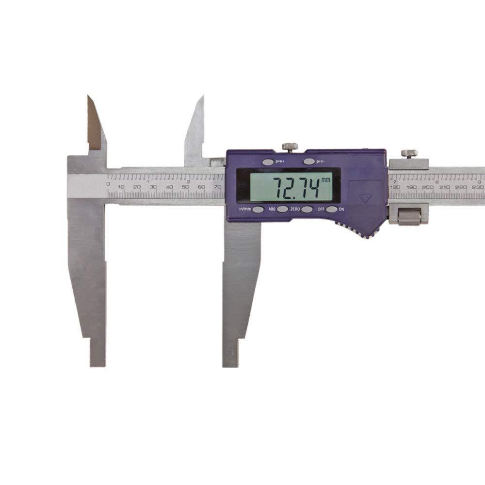 0-24 0-600mm Large Digital Caliper with Internal Jaws