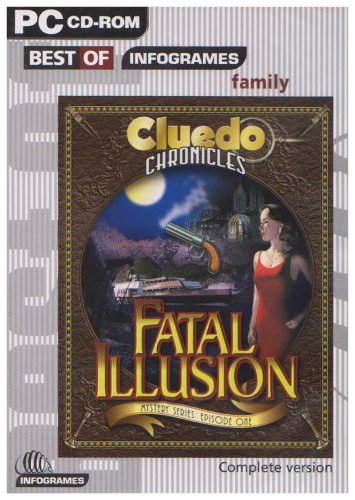 Cluedo Chronicles Fatal Illusion (France)
