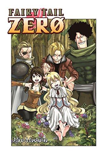 4 best fairy tail zero manga for 2019