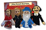 : Finger Puppet Set: The Great Artists
