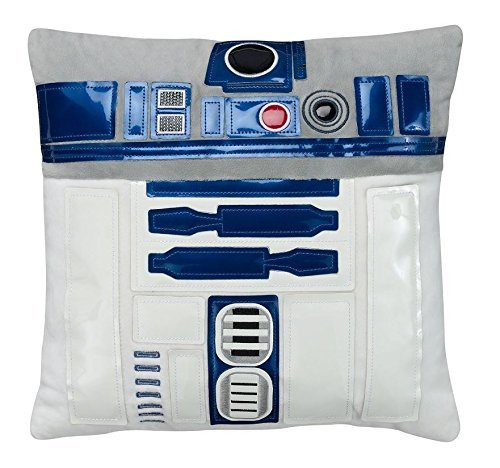 Disney Plush Decorative Pillow R2-D2 15 inch by 15 inch by Kohl's