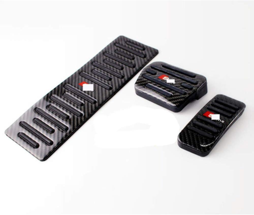 JNXZHQC Pedal autom/ático autom/ático./para Audi A4 B8 S4 RS4 A5 S5 RS5 8T A6 4G S6 Q5 S5 RS5 A7 S7 SQ5 8R C7