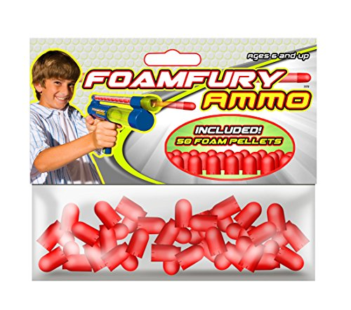 Shooters Pellet (Marshmallow Fun Co Foam Fury Refills)