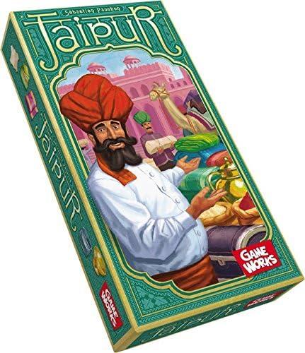Jeu de société Asmodee Jaipur: Amazon.es: Juguetes y juegos