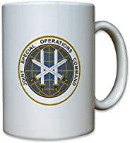 Joint Special Operations Command JSOC US United States Commanding facility Armed Forces Badge Emblem - Coffee