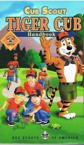 Scout Cub Activities (Cub Scout Tiger Cub Handbook (Tiger Cub))