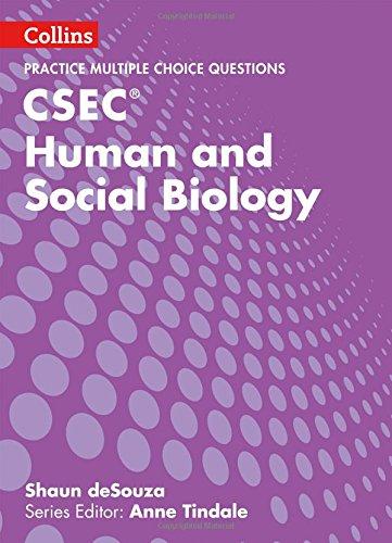 CSEC Human and Social Biology Multiple Choice Practice (Collins CSEC Human and Social Biology) (Human And Social Biology Multiple Choice Questions)