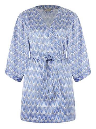 Darjeeling - Kimono Indigo - Femme - Bleu