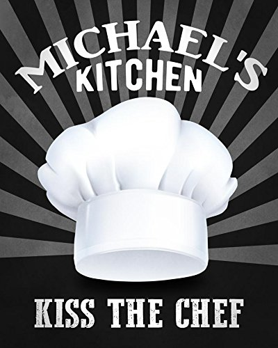 kiss the chef sign - 8