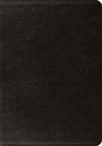 ESV Systematic Theology Study Bible (Black)