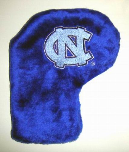(UNC North Carolina Tarheels Plush embroidered putter or any golf club)