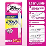 First Response Early Result Pregnancy Test, 3