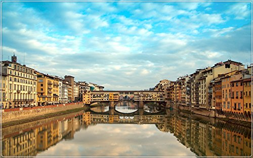 Florence-Italy-Ponte-Vecchio Postcard Post card ()