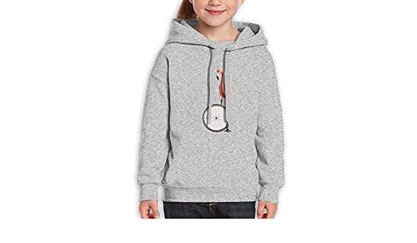 DTMN7 32 Fashion Printed 100/% Cotton Hoodie For Teen Girl Spring Autumn Winter