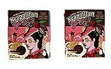 Trader Joe's Neapolitan Joe-Joe's Sandwich Creme Cookies 2 Pack