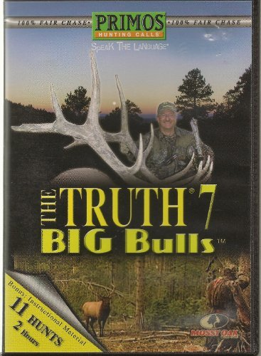 PRIMOS The Truth 7 - Big Bulls ~ Deer Hunting DVD