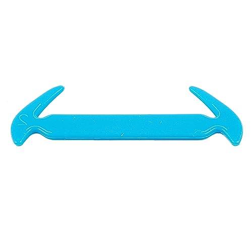 SODIAL No Tie Elastico Lacci in silicone DIY per scarpe da ginnastica  Stivali da corsa Triathlon Scarpe da ginnastica per bambini Blu  Amazon.it   Scarpe e ... 7c6764760e1