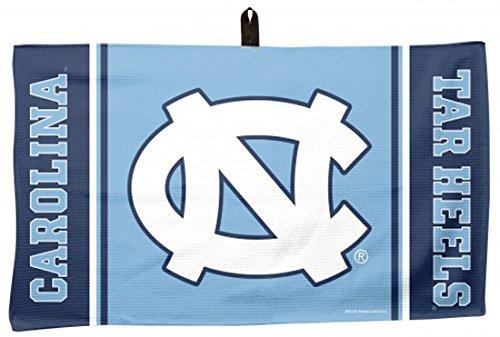 WinCraft University of North Carolina UNC Tar Heels Waffle Golf Towel, 14 x 24 inches