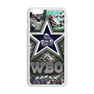 NFL Dallas Cowboys (Army) Camouflage Custom Shockproof Phone Case for iPhone 6 Plus 5.5 by runtopwell