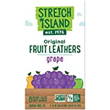 grape fruit leather - Stretch Island Original Fruit Leathers, Grape, 4 oz ( Pack Of 9 )