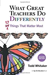 What Great Teachers Do Differently: 17 Things That MATTEer Most Paperback