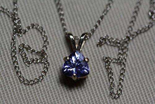 Chain Trillion Necklace - 5