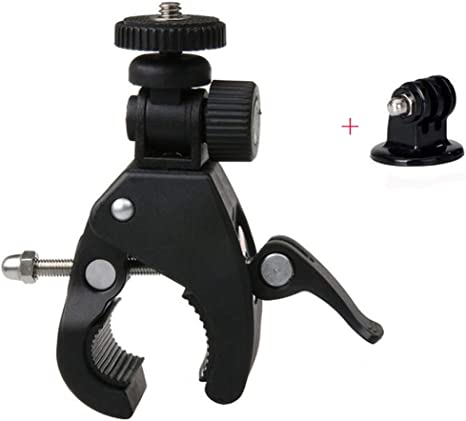 Bicicleta Bici acción de Mango Bar Soporte de montaje de cámara para GoPro HERO 7 6//5