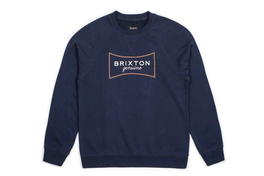 Brixton Herren Ramsey Iii Intl Crew Apparel