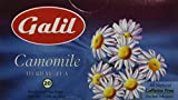 Galil Tea, Camomile, 20-Count Boxes , 1.23 Oz(Pack of 6) For Sale