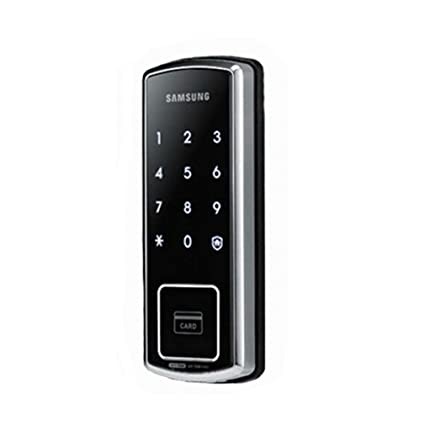 Samsung cerradura de puerta Digital SHS – D600 seguridad EZON sin llave
