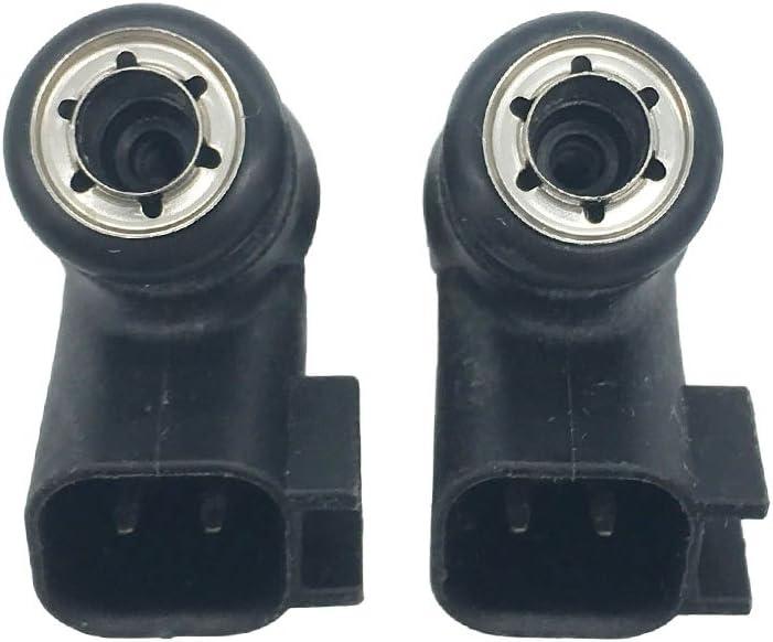 passend f/ür 27654-06 Kraftstoffeinspritzer 2 St/ück
