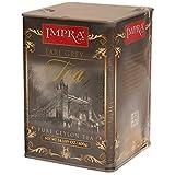 Black Tea ''Earl Grey'' Ceylon, Imperial Tea, Metal Caddy, 400 g, Big Leaf, Impra