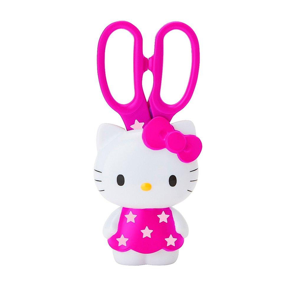Sanrio Hello Kitty Die-Cut Safety Scissors: Cool Kid Kitty