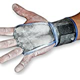 JerkFit WODies by Full Palm Protection to Reduce Hand Tearing While Adding Crucial Wrist Support for Weightlifting, Workouts WODs, Cross Training, Fitness and Calisthenics.