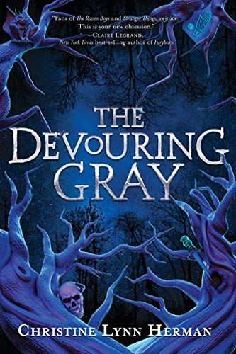 The Devouring Gray by [Herman, Christine Lynn]