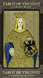 Golden Tarot of Visconti Grand Trumps